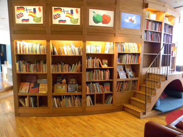 კულტურის სახლის საბავშვო ბიბლიოთეკა1