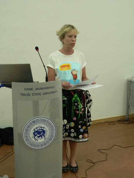 შვედი სტუმარი, 2012 მაისი